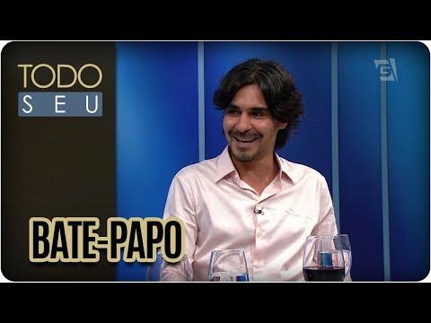 Bate-papo Com André Gonçalves E Rodolfo Mesquita - Todo Seu (08/02/18)