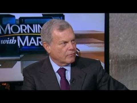 Sir Martin Sorrell on media consolidation