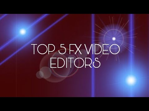 ToP 5 BEST FX VIDEO EDITOR APPS FOR ANDROID