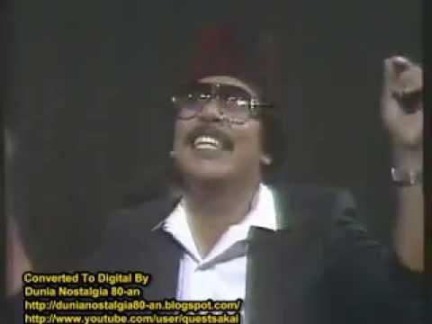 Benyamin S (Bang Ben)  Menyanyi, Ngawinin (Aneka Ria Safari)