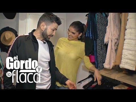 Jomari Goyso se mete al clóset de Ana Bárbara y revela los secretos que esconde su ropa | GYF thumbnail