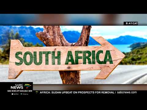 Decline in tourists to South Africa