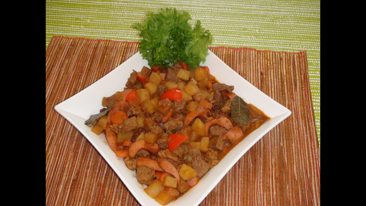 Del monte quick and easy menudo recipes