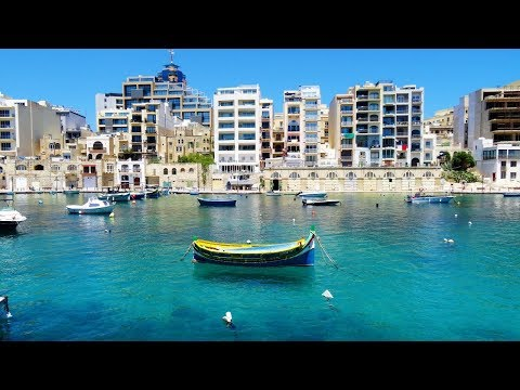 Spinola Bay - St. Julian's, Malta