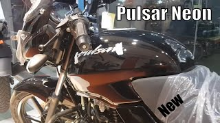 New Pulsar 150 [ Neon-150 ] Bajaj Pulsar Neon -in BD Videos Review & Bike Details 2019-2020