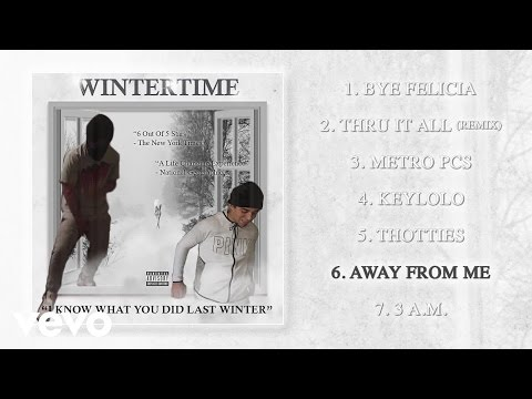 Wintertime - Away From Me (Audio)