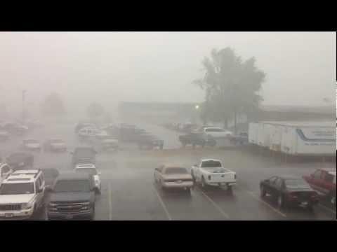 Storm in Fort Scott, KS 09/07/2012