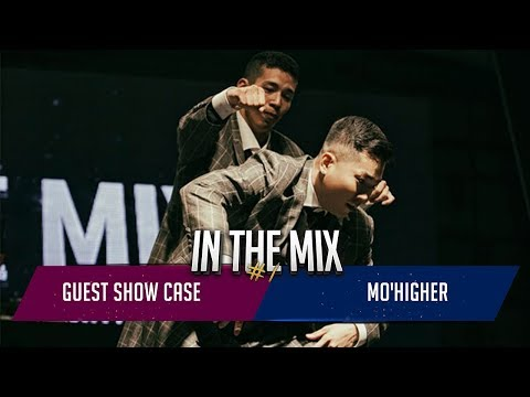 Mo'Higher    Guest Show Case   In The Mix #1   인더믹스