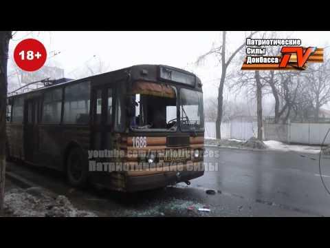 Обстрел КПП Еленовка сегодня 27 апреля: украинские