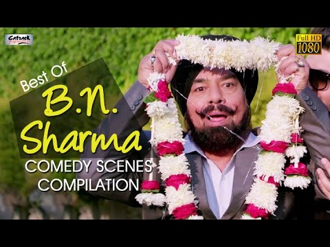 Best Comedy Of BN Sharma | Punjabi Comedy Scenes | Popular Funny Humor Clips | Try Not To Laugh