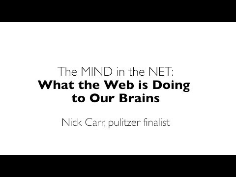 The Shallows: What the Internet Is Doing to Our Brains Audiobook