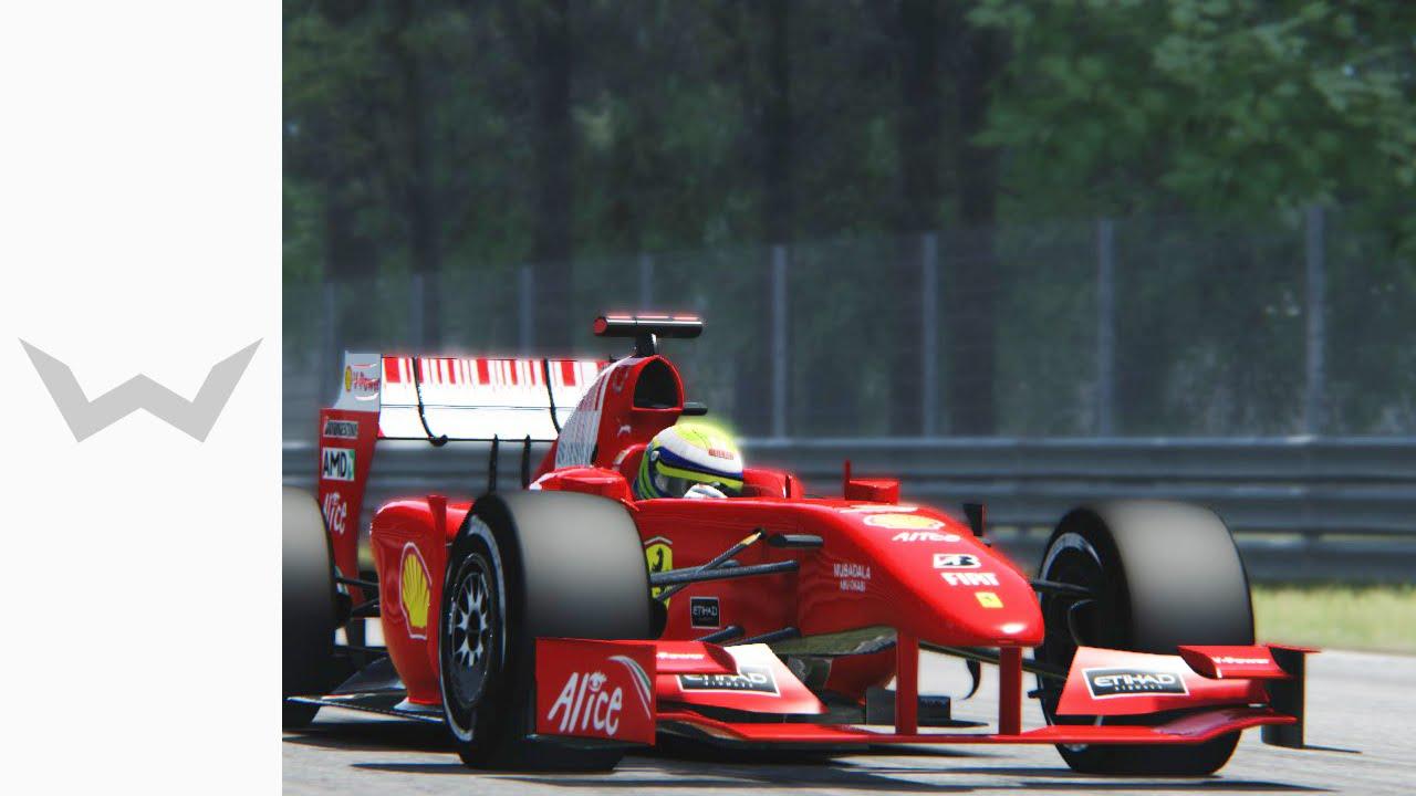 Assetto Corsa | MOD F1 2009 Williams FW31 w/ Ferrari livery @ Monza