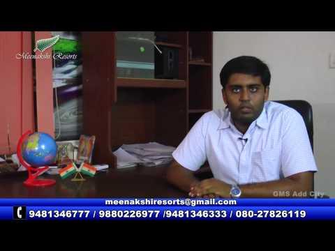 Meenakshi Resorts Bangalore
