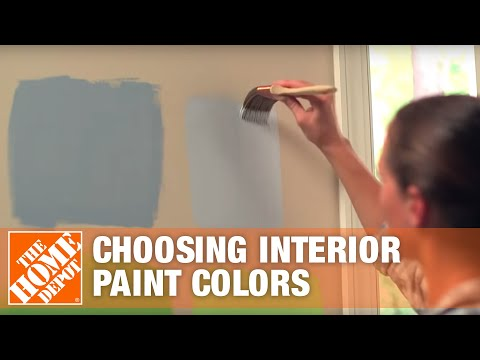 Choosing Interior Paint Colors | Room Color Ideas