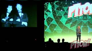 Lee Clow, Chairman & Global Director of TBWA\Worldwide - PTTOW! 2013 (Excerpt)