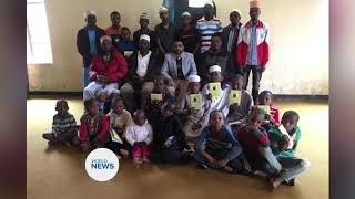 Tarbiyyati Classes held across Tanzania