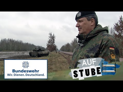 #28 Auf Stube: Endlich zwei Sterne! General zu Besuch – Bundeswehr