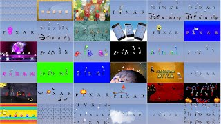 Top 36 (Part-4) Best Effects Spoof Pixar Lamp Luxo Jr Logo