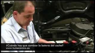 ¿Cuándo hay que cambiar la batería del coche?
