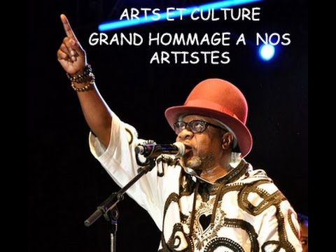 Arts et Culture: Grand Hommage à PAPA WEMBA