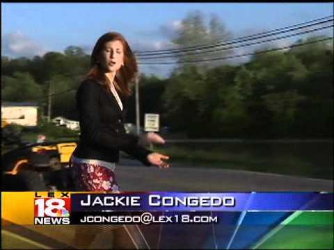 Jackie Congedo, Reporter