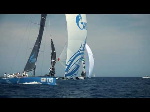 HIGHLIGHTS VIDEO: Day 5 – Porto Cervo 52 SUPER SERIES Audi Sailing Week 2017