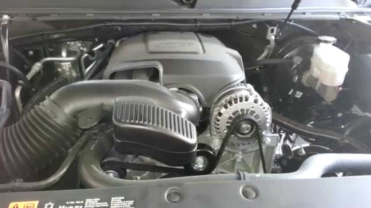 All Chevy 5.3 chevy horsepower : 2014 GM Chevrolet Tahoe - Vortec 5300 5.3L V8 Engine Idling After ...