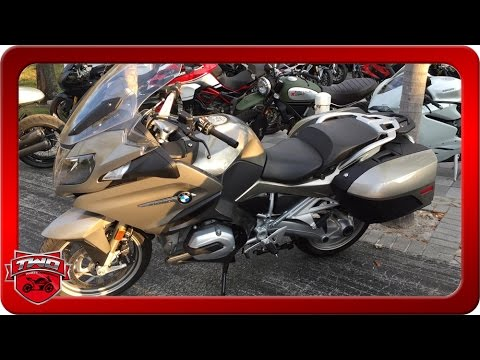 2016 BMW R 1200 RT Motorcycle Review
