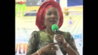 Rev Funke-Felix Adejumo Ministration at the 2014 RCCG National Youth Convention