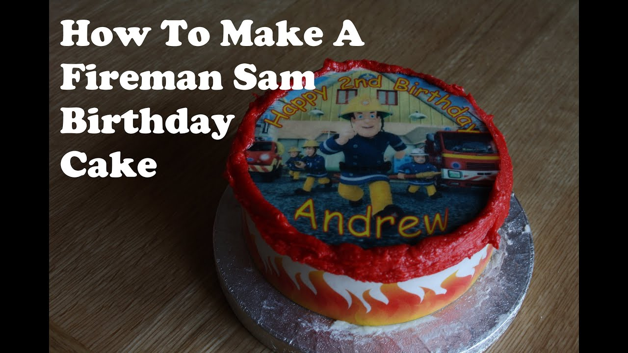 Birthday Cakes Sam