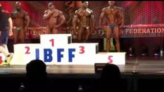 IBFF World Championship 2017, Wasim Khan ne kiya india ka naam roshan - Body Builder