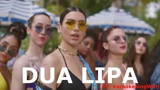 New Rules - Dua Lipa (Karaoke Duet) Sing With Dua Lipa