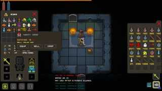 DGA Plays: Quest of Dungeons (Ep. 1 - Gameplay / Let