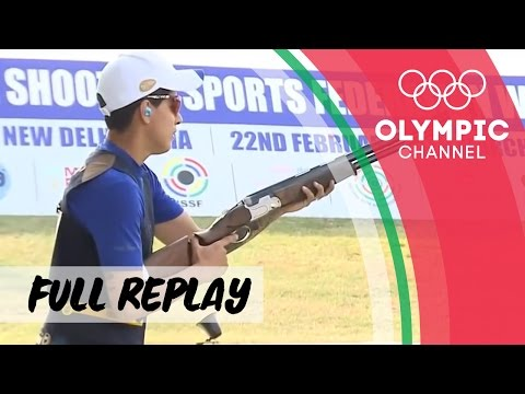 ISSF World Cup | RE-LIVE | Rifle, Pistol and Shotgun (New De