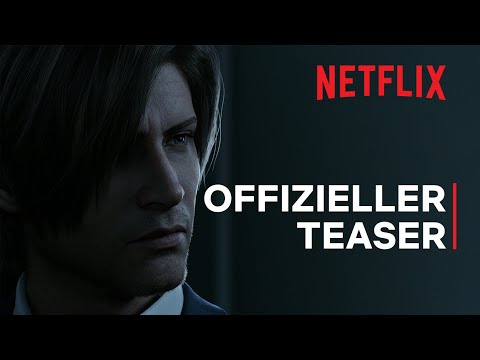 Resident Evil: Infinite Darkness | Teaser | Netflix
