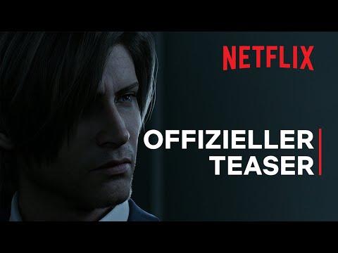 Resident Evil: Infinite Darkness   Teaser   Netflix