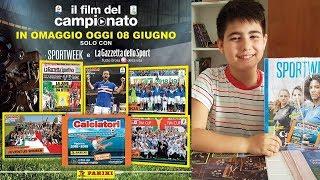 """FILM DEL CAMPIONATO"" N.4 | ALBUM COMPLETO | Calciatori Panini 2018-19 (ANTONIO"
