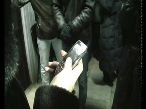 Активисты вызвали сотрудников ЦПЭ на беседу Уфа.wmv