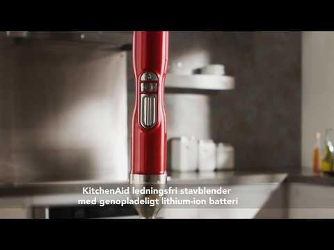 KitchenAid - Artisan Ledningsfri Stavblender DK