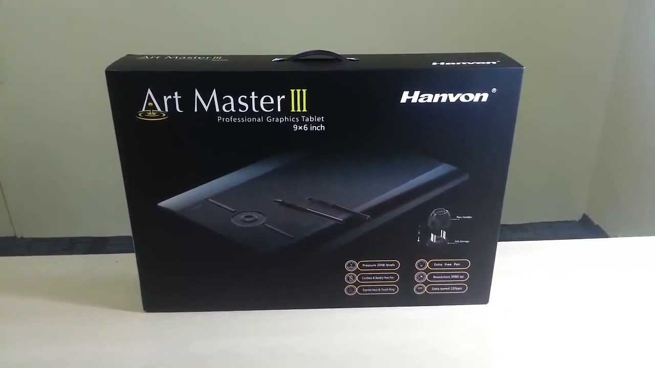 HANWANG DRAWING TABLET DRIVER DOWNLOAD (2019)