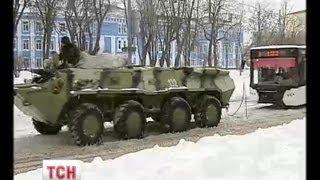 Сорок миллионов тонн снега накрыли Киев