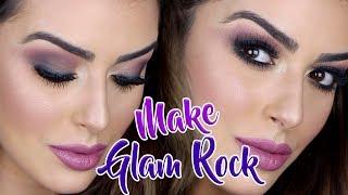 Boca Rosa e Paletas Ruby Rose - Make Glam Rock