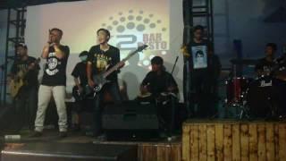 Eureun Total Orkes Takaburneng wulan @K2 Bar N Resto Bandung