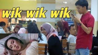 PRANK NGAKAK,oke Google dowload lagu thailan yang lagi viral, wik wik wik  prank indonesia
