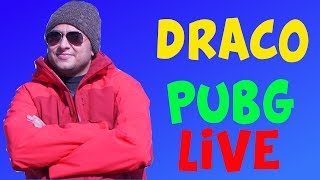 PUBG MOBILE   LIVE     DRACO GAMES   RP GIVEAWAY !insta