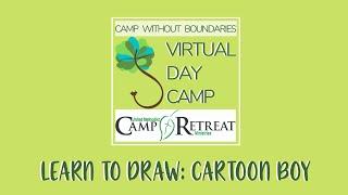 Learn to Draw: Cartoon Boy