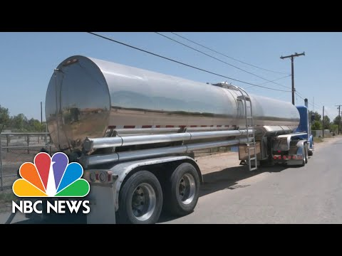 California Town Scrambles For Drinking Water During Heatwave