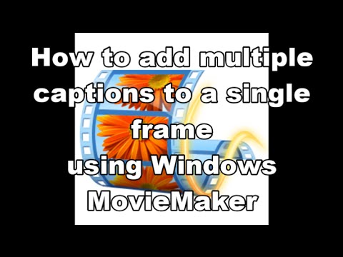 How to add another text box in movie maker