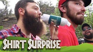 Gift Shop Shirt Surprise | Camping Trip 2016