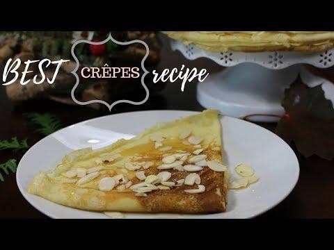 real-french-crepes-recipe---la-vrai-recette-des-crÊpes-franÇaises-(delicious)
